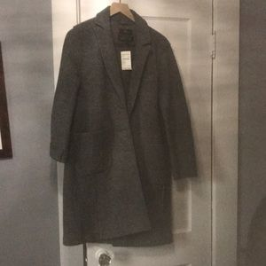 Gorgeous jcrew boiled wool coat